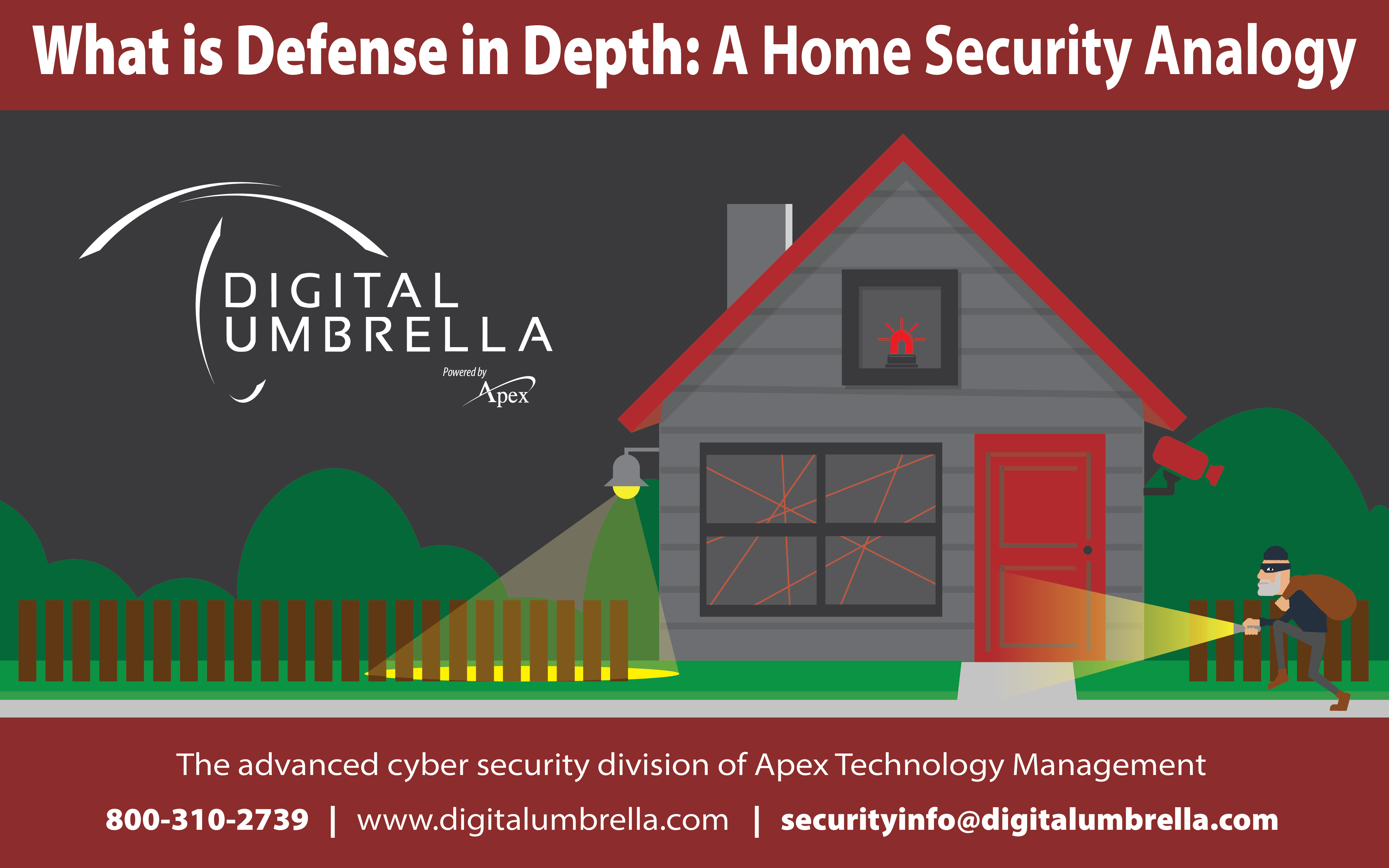 Defense In Depth Is A Must For Cybersecurity